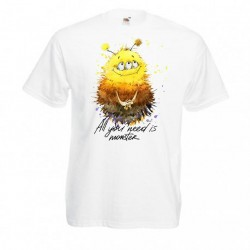 T-shirt donna Monster