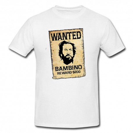 T-shirt uomo BUD SPENCER
