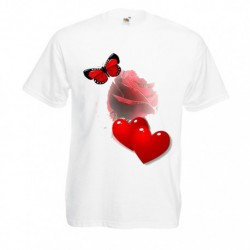 T-shirt donna Amore